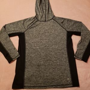 Large (14/16) thin Xersion pullover hoodie